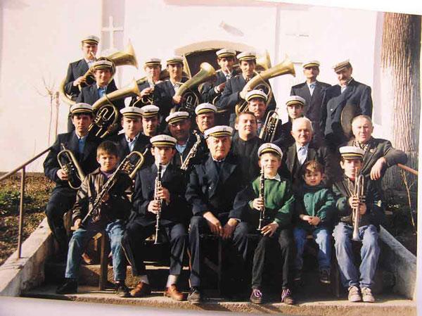 Fanfara din Iablanca, 1995