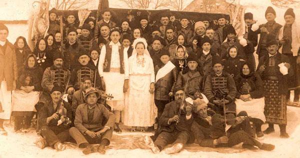 Nunta la Râtișor, 1939