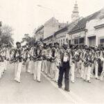 Fanfara din Coștei, 1970