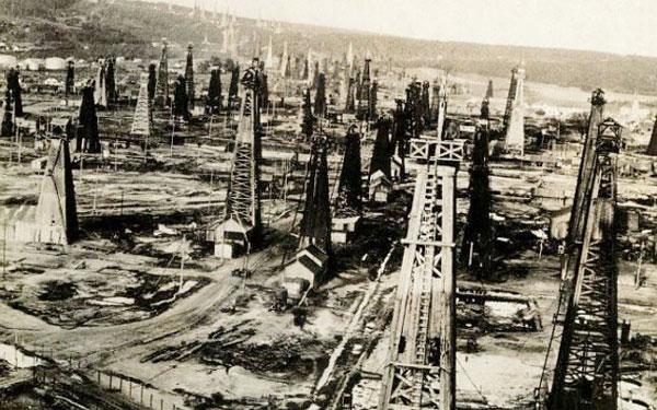 Sonde petrol Prahova