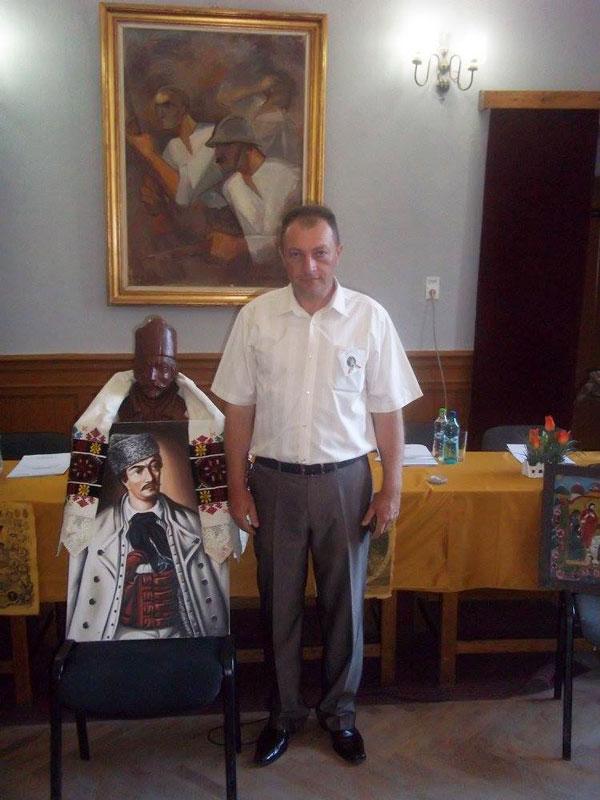 Dr. Dorinel Stan, președintele Românilor Independenți din Serbia