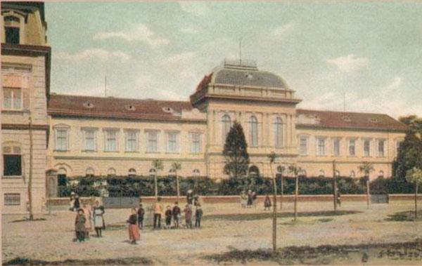 Timișoara, Iosefin, 1904