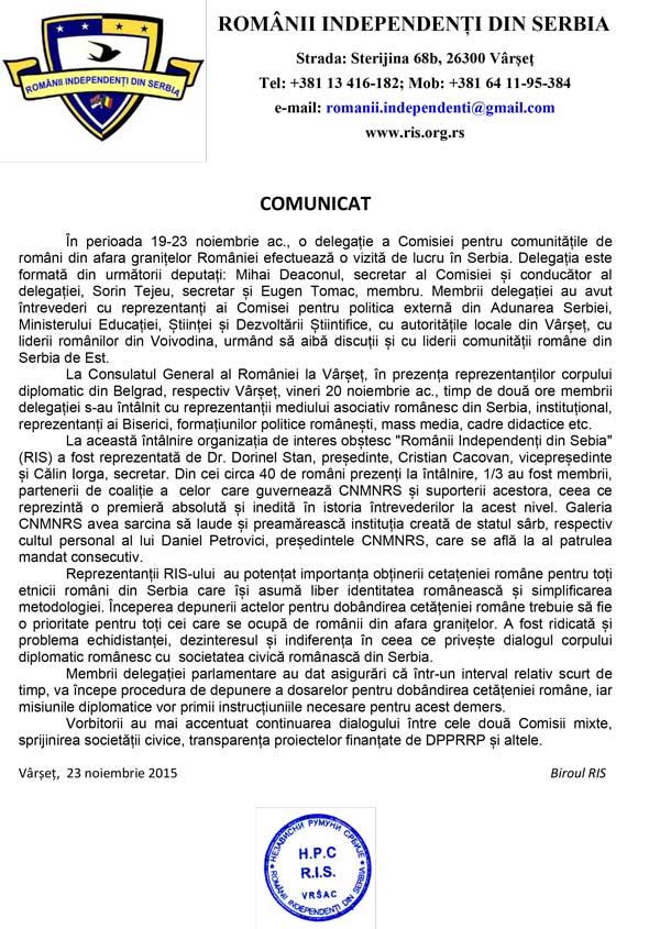 comisia1