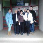 Delegațiile RIS-ului și AGIRo au colindat la Vârșeț și Coștei