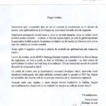 Mesajul Secretarului de stat DPRRP, Petre Guran