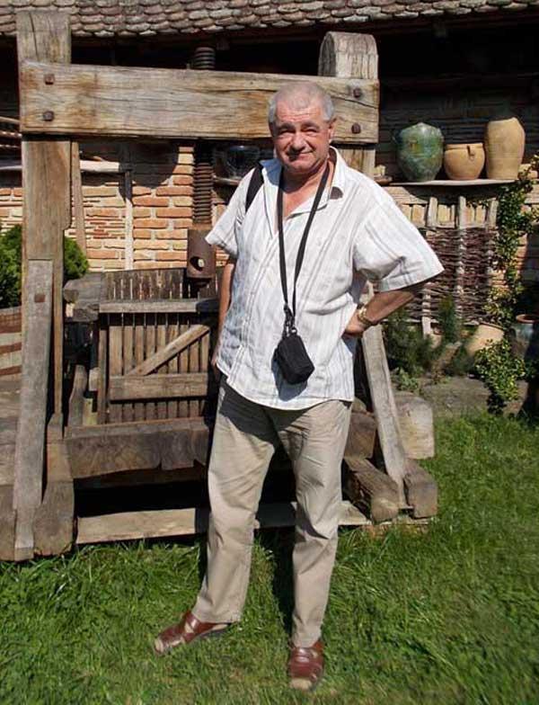 """Viorel Cioloca, primul cetățean român care a devenit membru al organizației obștești """"Românii Independenți din Serbia"""""""