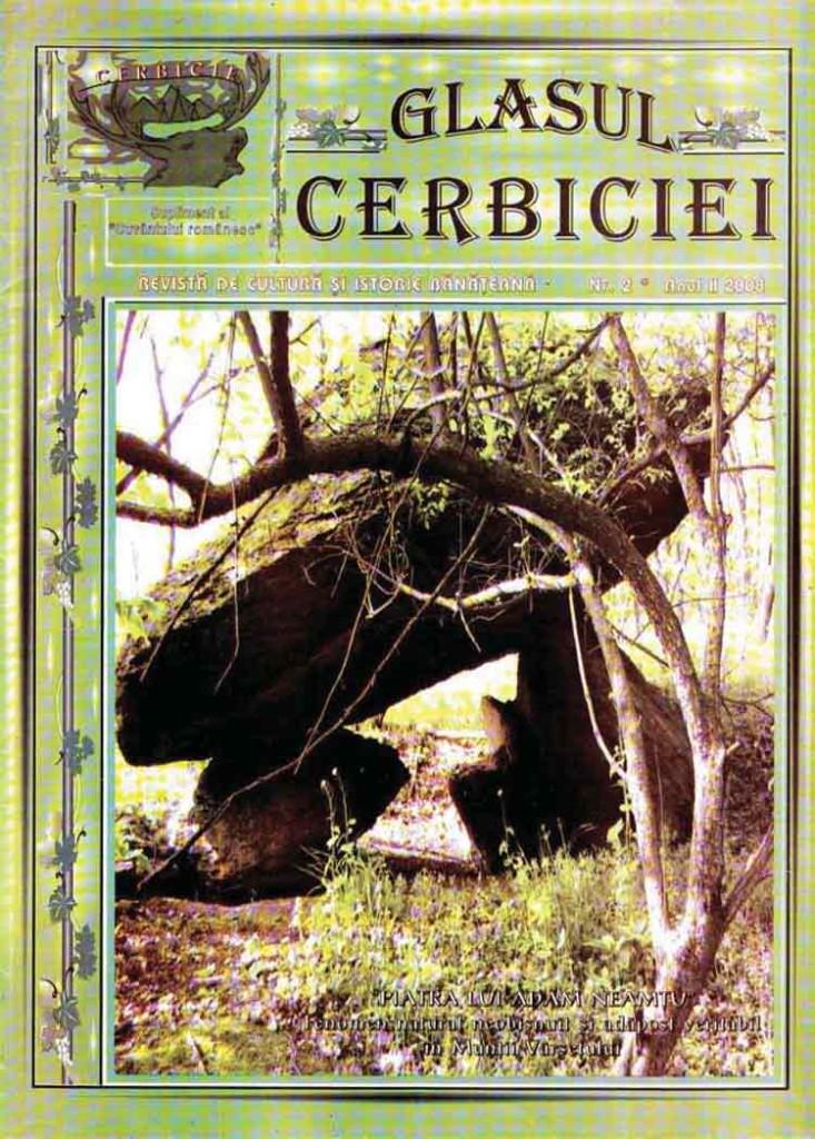 Book Cover: Glasul Cerbiciei nr. 2